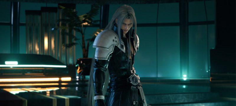 Final Fantasy VII Remake Hollow