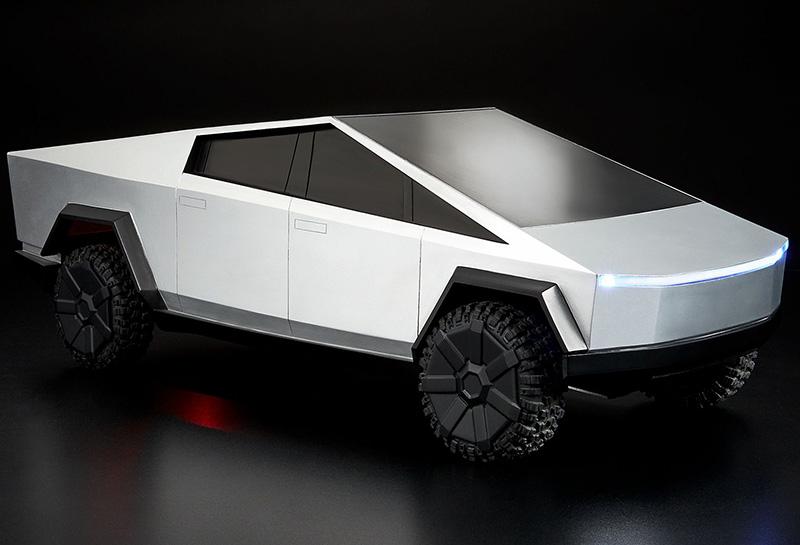 Hot Wheels Tesla Cybertruck Edicion Limitada