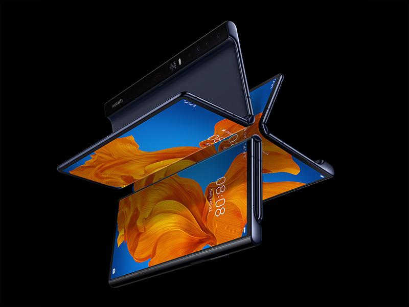 Huawei Mate Xs camaras