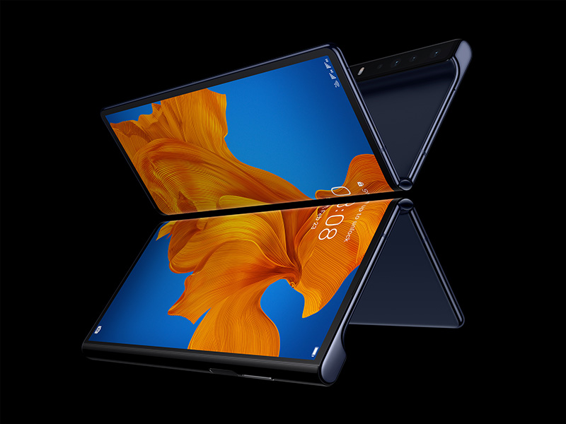 Huawei Mate Xs plegable