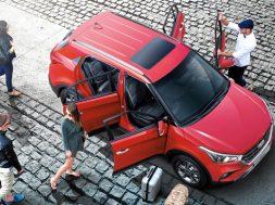 Hyundai Creta ventas enero 2020