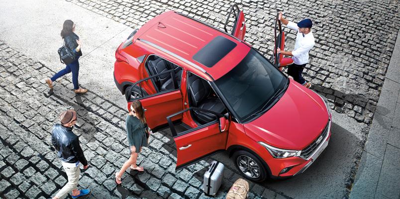 Hyundai Creta sigue siendo el vehículo Hyundai más comprado