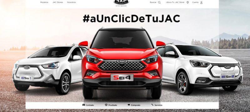 JAC Mexico en linea