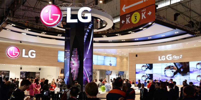 Por coronavirus, LG Electronics no estará presente en MWC 2020
