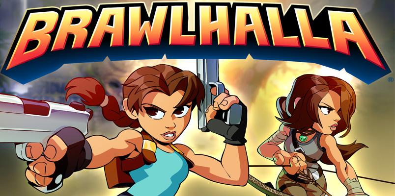 Lara Croft se une a la batalla épica de Brawlhalla, el juego de Ubisoft