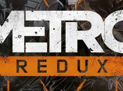 Metro Redux Nintendo Switch logo