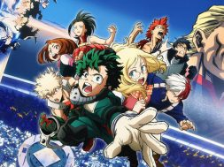 My Hero Academia Rising Heroes