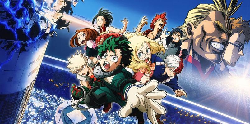 My Hero Academia Rising Heroes