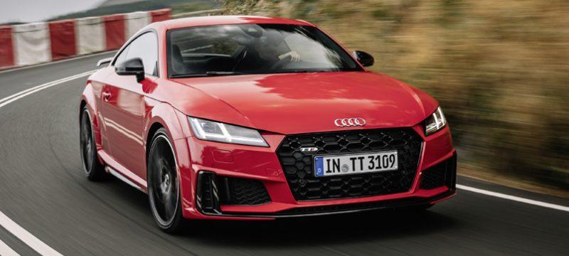 Nuevo Audi TTS TFSI Mexico