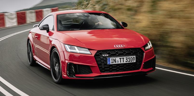 El nuevo Audi TTS TFSI con 286 hp ya está disponible en México