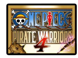 ONE PIECE Pirate Warriors 4 logo