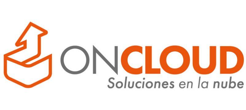 On Cloud logo