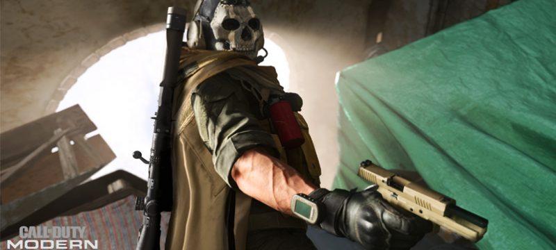 Pase de Batalla Temporada Dos COD Modern Warfare