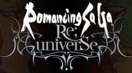 Listo el pre-registro para la beta de Romancing SaGa Re;univerSe