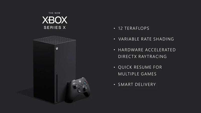 Xbox Series X principales caracteristicas