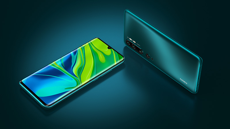 Xiaomi Mi Note 10 Telcel