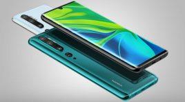 Xiaomi Mi Note 10 llega a Telcel, checa precio y características