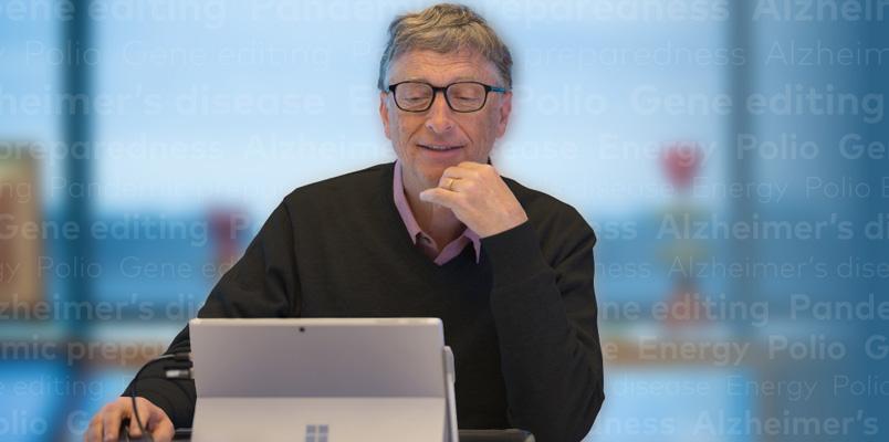 Bill Gates anuncia que abandona la junta directiva de Microsoft