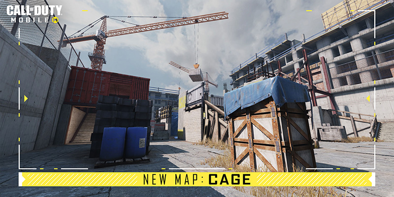 Call of Duty Mobile Season 4 Disavowed CAGE