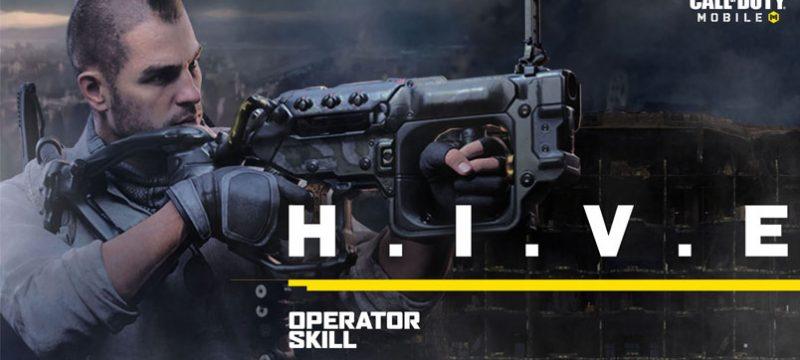 Call of Duty Mobile Season 4 Disavowed HIVE