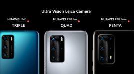Las tecnologías de cámaras de la nueva serie Huawei P40