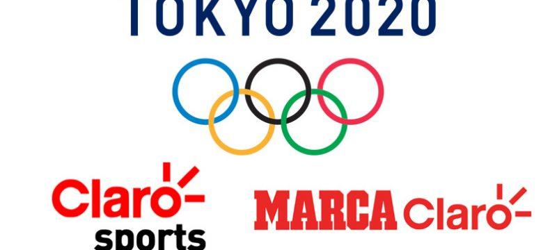 Claro Sports Marca Claro Tokio 2020