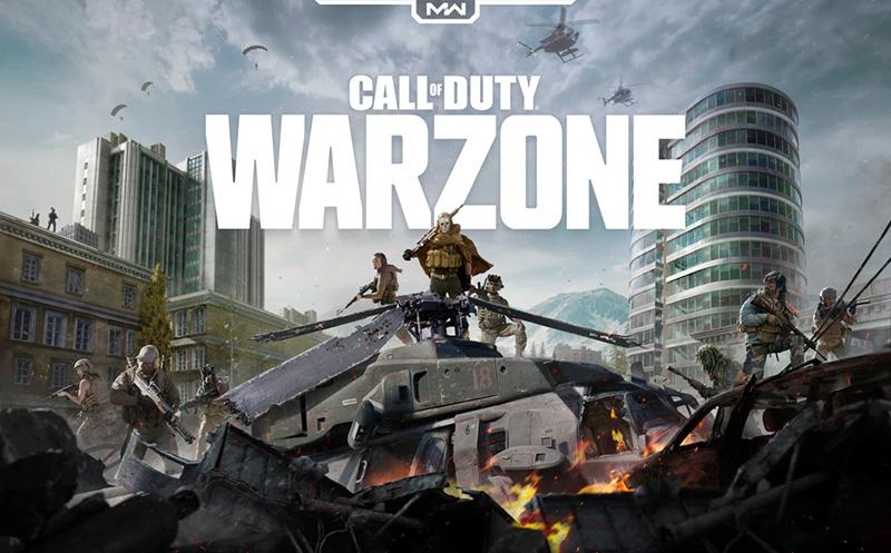 Más de 30 millones de gamers ya disfrutan de Call of Duty: Warzone