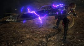 Lord of Thunder, el nuevo DLC para Code Vein ya está disponible