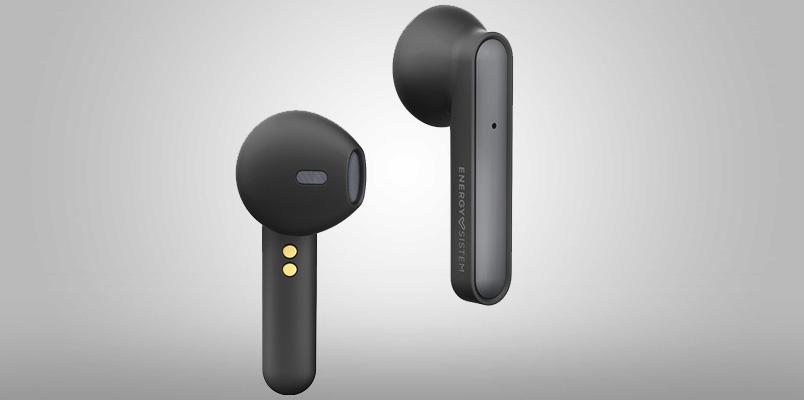 Earphones Style 3 True Wireless ofrecen hasta 20 horas de música