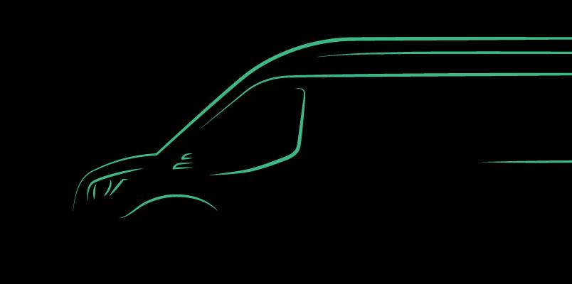 Ford Transit tendrá una versión totalmente eléctrica para 2022