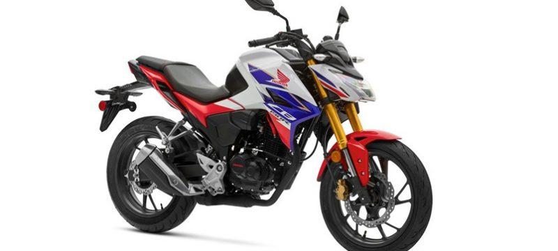 Honda CB190R Naked 2020 Mexico