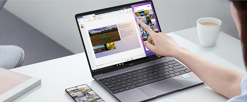 Huawei MateBook 13 2020 Share