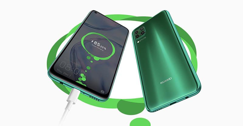 Huawei P40 Lite precio