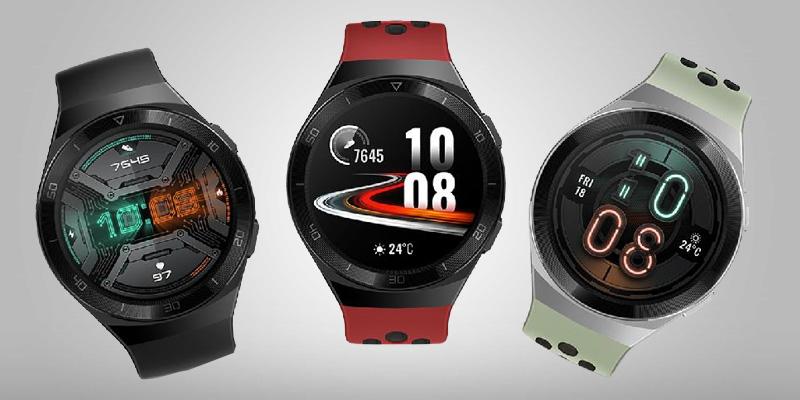 Huawei Watch GT 2e llega a México; conoce su precio y características