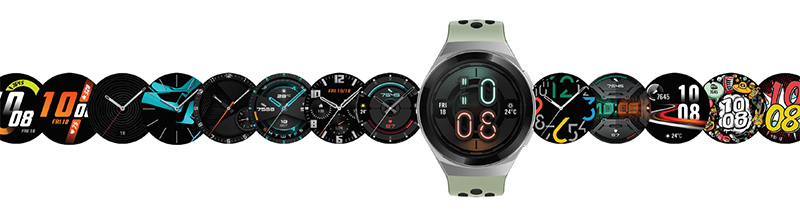 Huawei Watch GT 2e caraturas