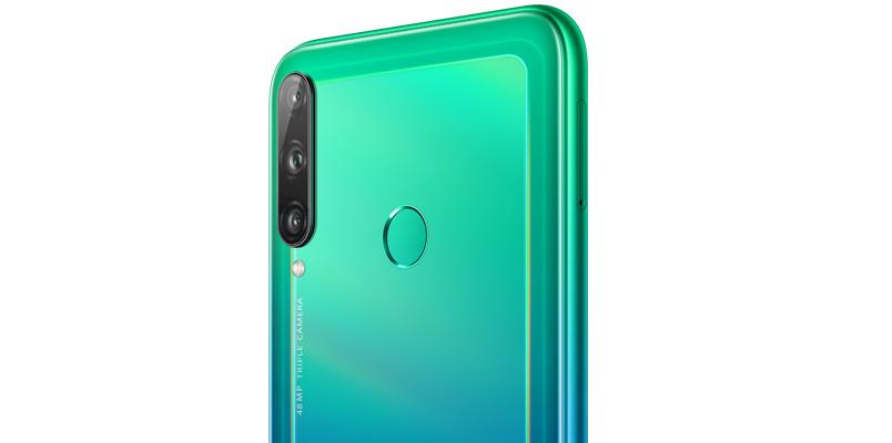 Huawei Y7P camara