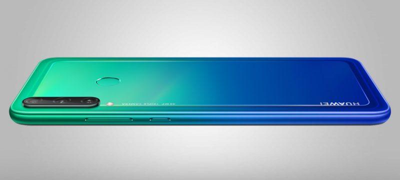 Huawei Y7P precio