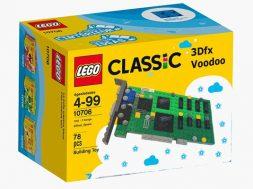 LEGO 3dfx Interactive Voodoo 3D