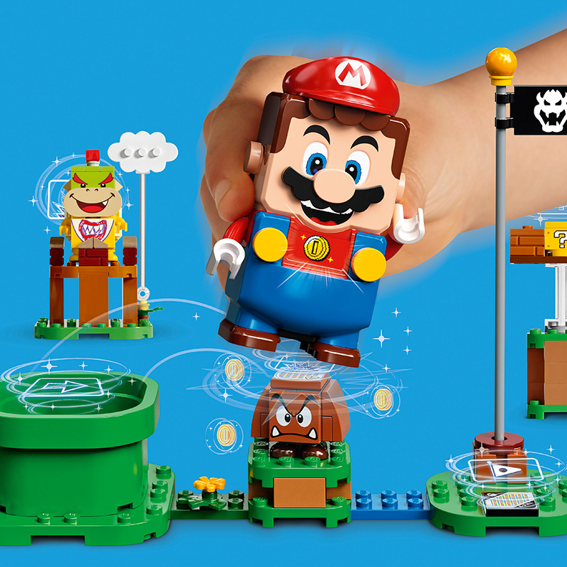 LEGO Super Mario personajes