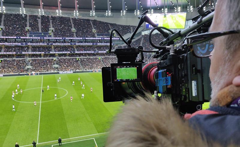 LG 8K Tottenham Hotspur