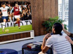LG Tottenham Hotspur 8K