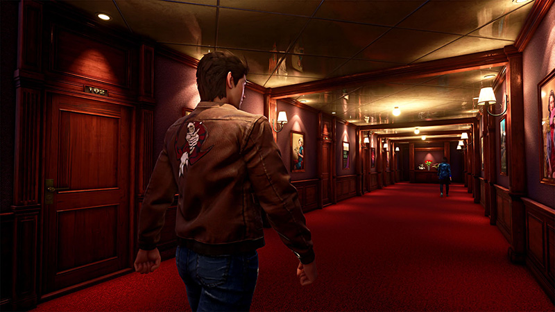 Shenmue III - Big Merry Cruise PS3