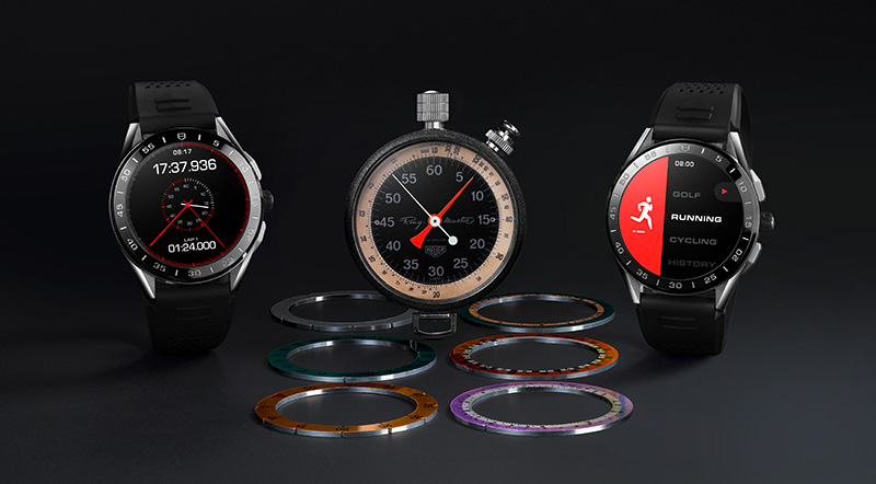 TAG Heuer Connected diseno
