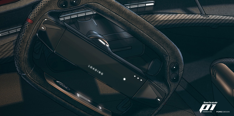 Ford se apoya de los gamers para diseñar un coche de carreras