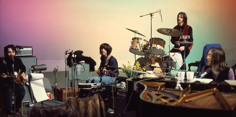 The Beatles: Get Back llegará a cines en septiembre de 2020