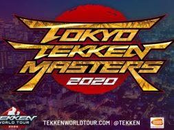 Tokyo TEKKEN Masters Tournament 2020