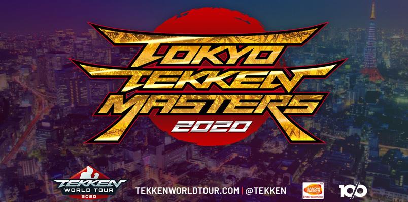 Tokyo TEKKEN Masters Tournament se realizerá durante 2020