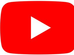 YouTube logo Play