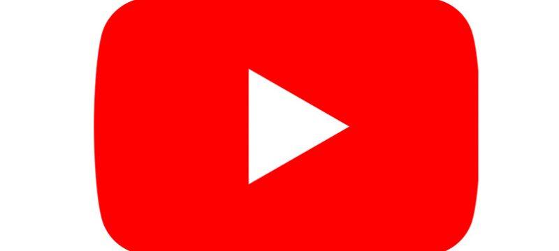 YouTube logo Play