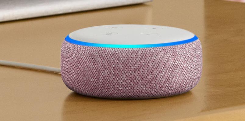 Alexa Echo Dot COVID-19